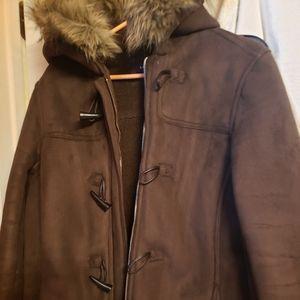 Land's End Hooded Jacket